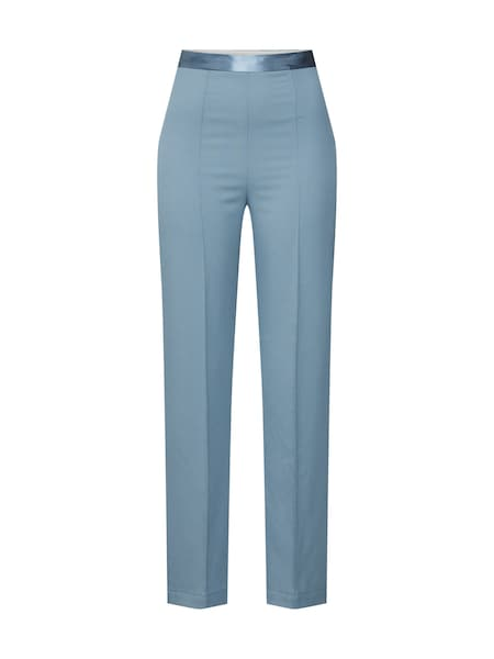 Hosen - Hose 'SL Beatrix Pants' › SOAKED IN LUXURY › rauchblau  - Onlineshop ABOUT YOU