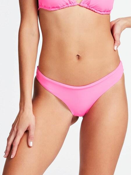 Bademode - Bikinihose › Guess › pink  - Onlineshop ABOUT YOU