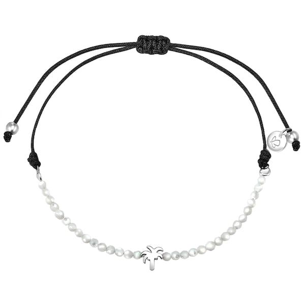 Armbaender für Frauen - Glanzstücke München Armband schwarz silber  - Onlineshop ABOUT YOU