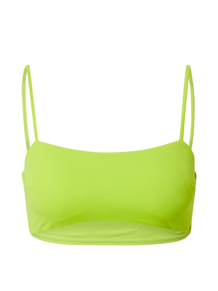Bademode - Bikinitop 'Amina' › LeGer by Lena Gercke › limette  - Onlineshop ABOUT YOU