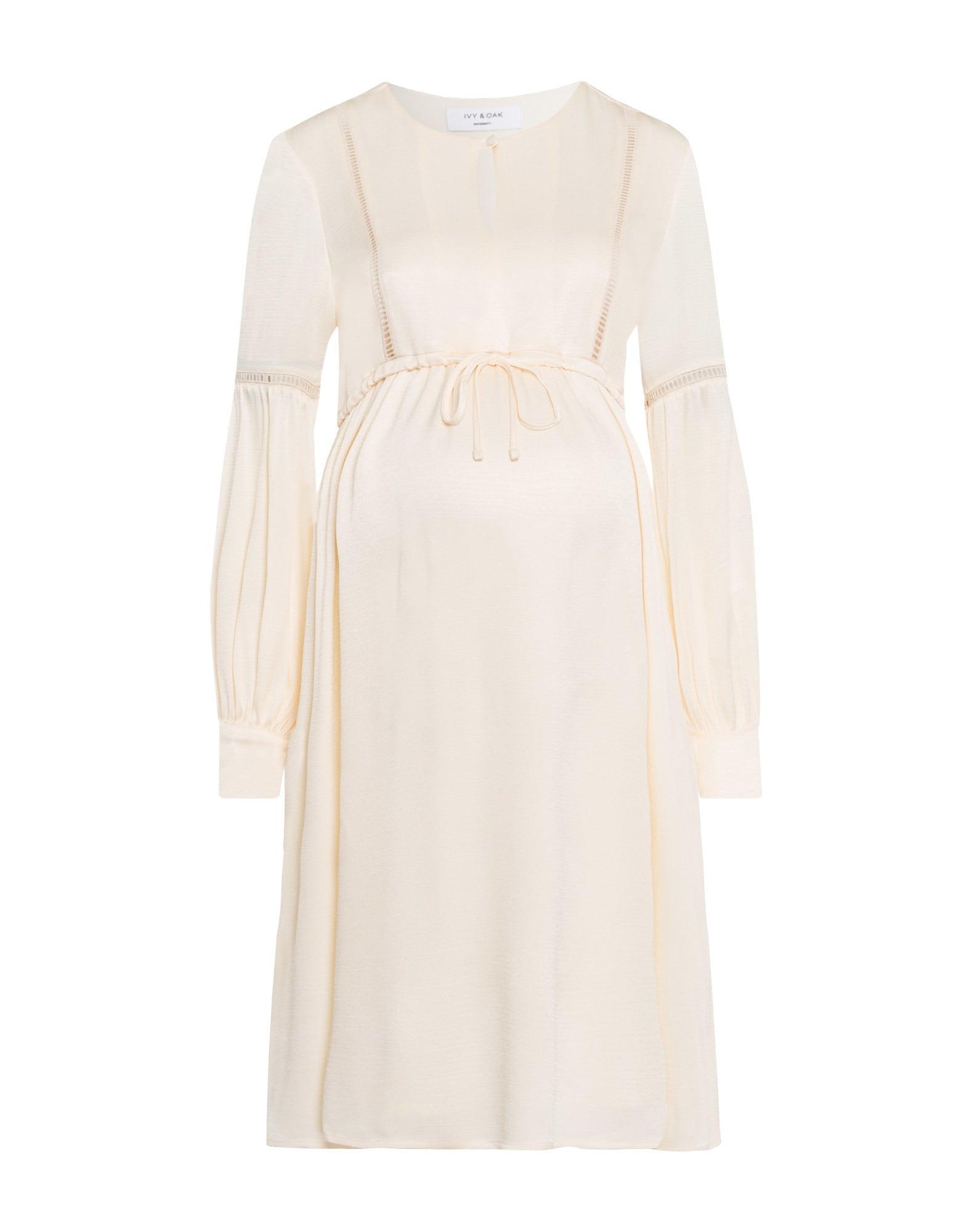 IVY & OAK Palaidinės tipo suknelė perlų balta