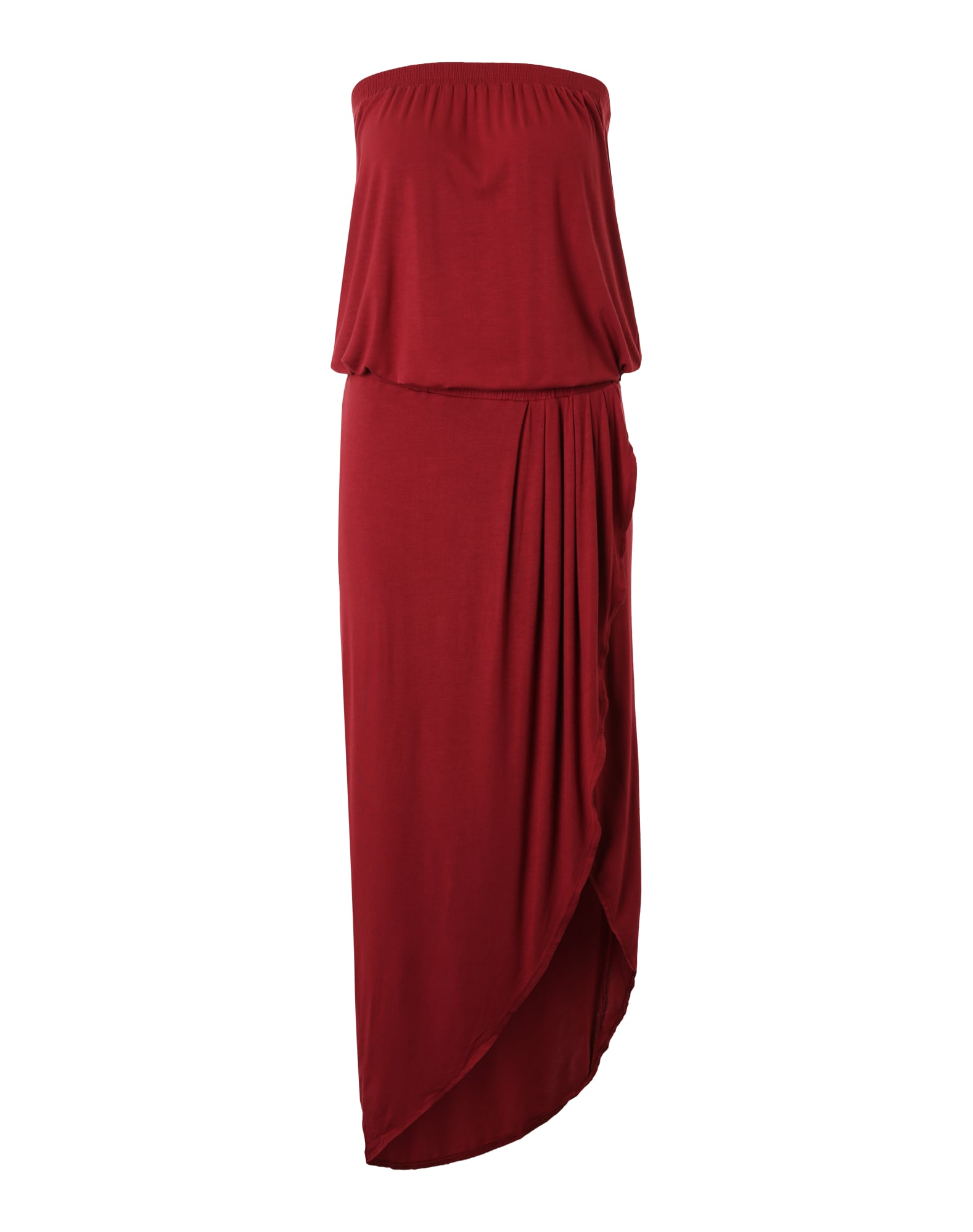 Urban Classics Letné šaty  burgundská