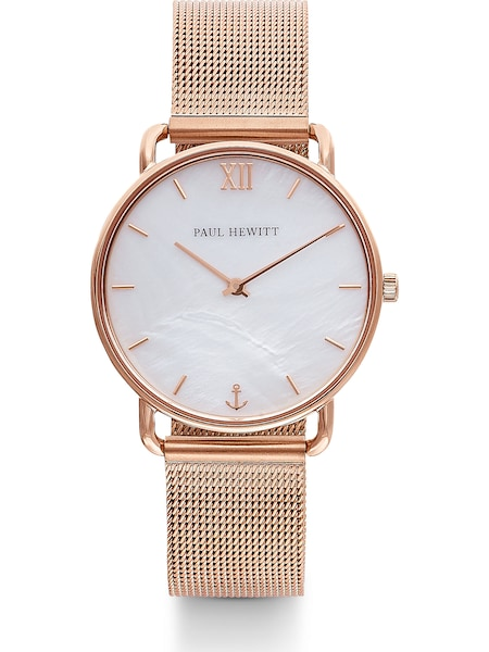 Uhren für Frauen - Paul Hewitt Armbanduhr 'Miss Ocean' rosegold  - Onlineshop ABOUT YOU