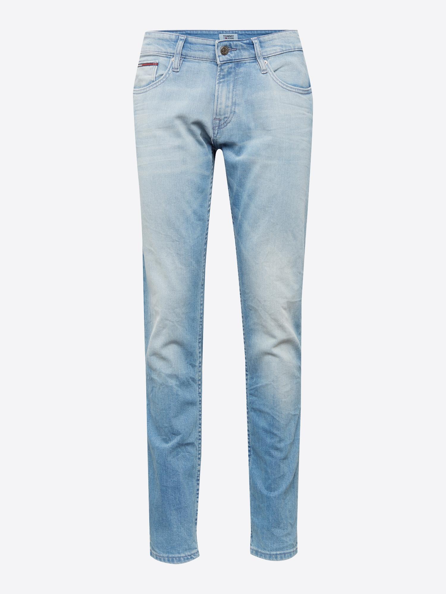 Tommy Jeans Jeans 'Slim Scanton BELB'  blå denim