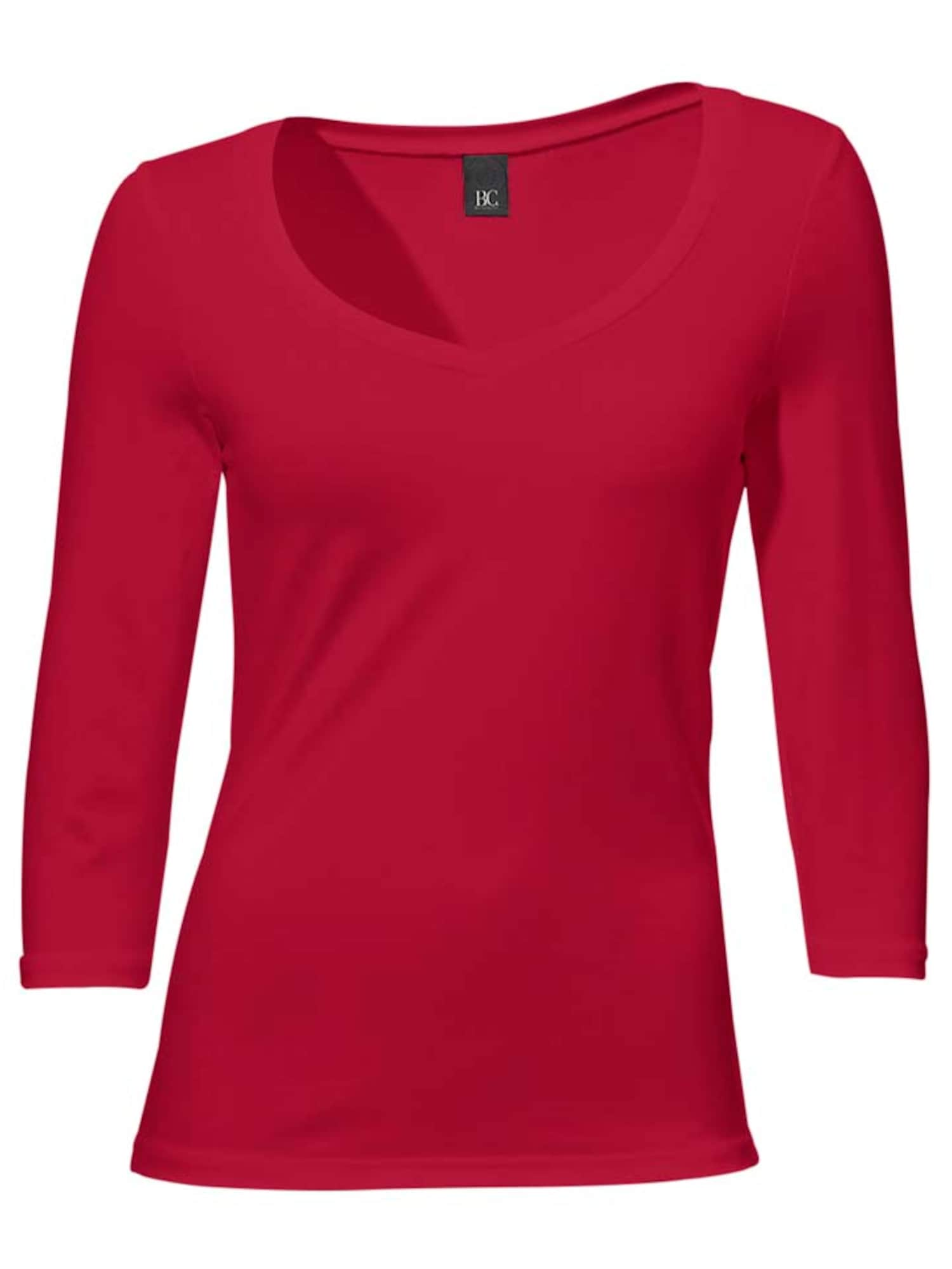 Ashley Brooke by heine Marškinėliai raudona