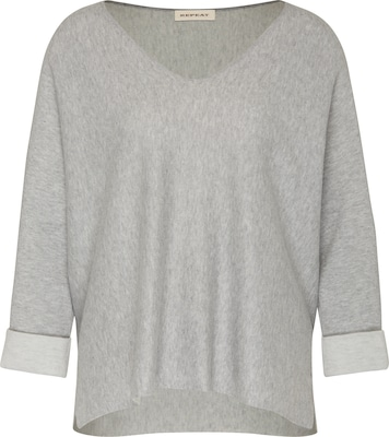 REPEAT Pullover im Oversized-Format