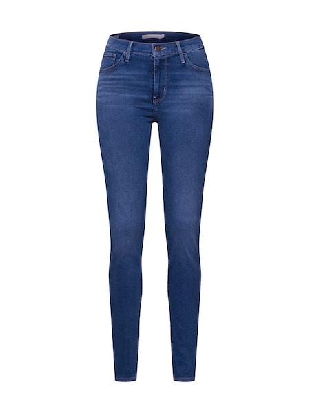 Hosen - Jeans '720™ HIRISE SUPER SKINNY' › Levi's › blue denim  - Onlineshop ABOUT YOU