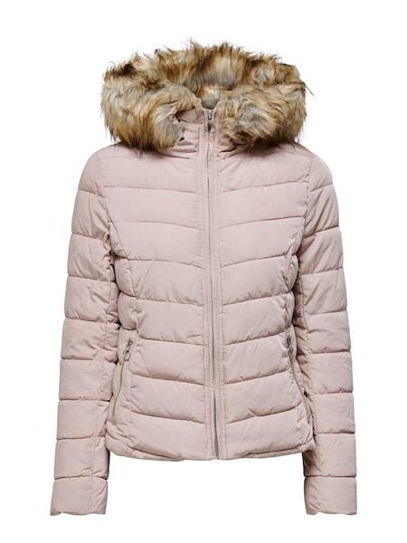 Jacken für Frauen - Jacke › ONLY › beige braun altrosa  - Onlineshop ABOUT YOU