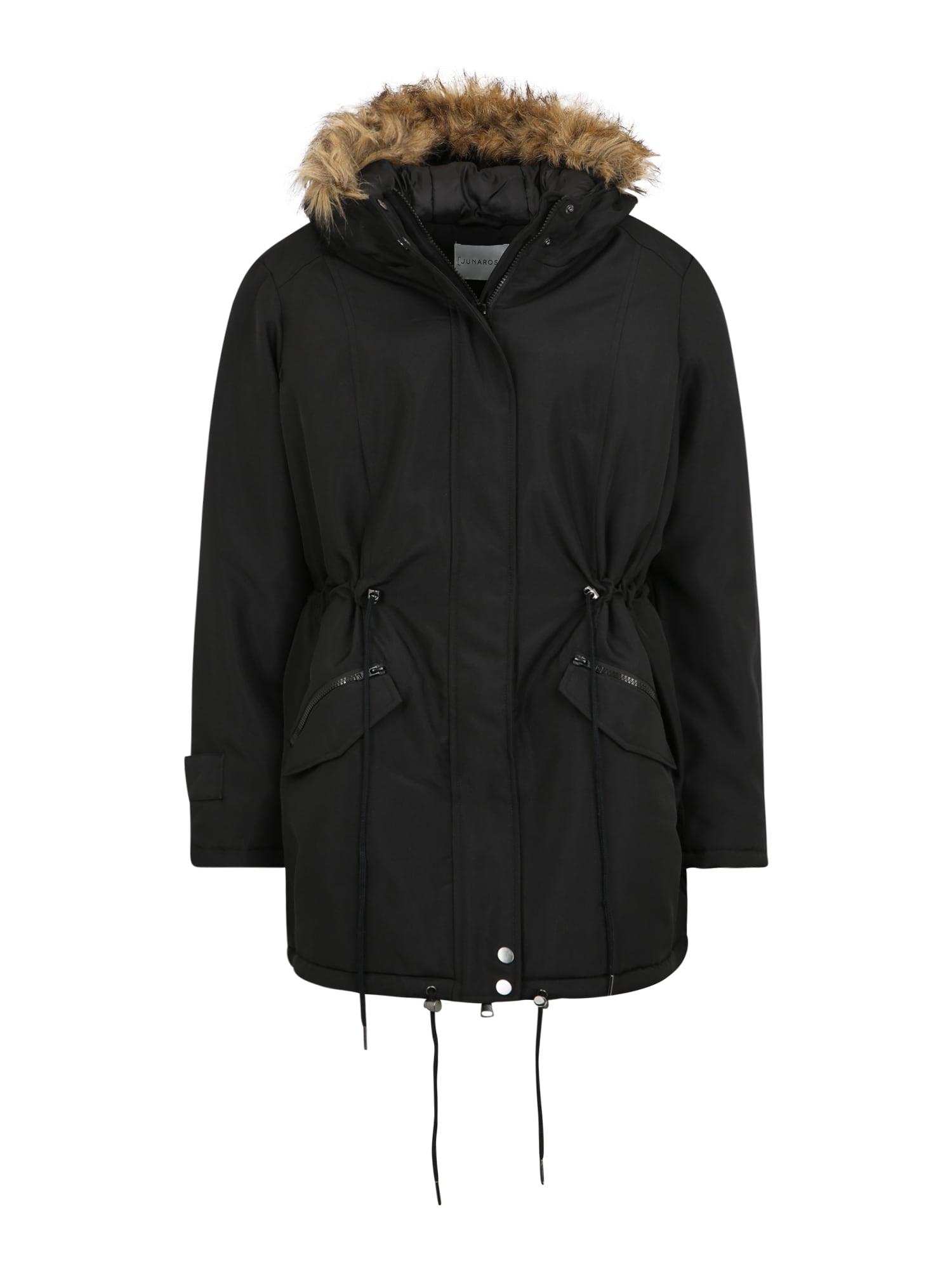 Junarose Ilga žieminė striukė 'JRFAROEXPEDITION LS PARKA - S' juoda