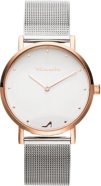 Uhren für Frauen - Uhr 'Anda, TW040' › tamaris › gold silber weiß  - Onlineshop ABOUT YOU