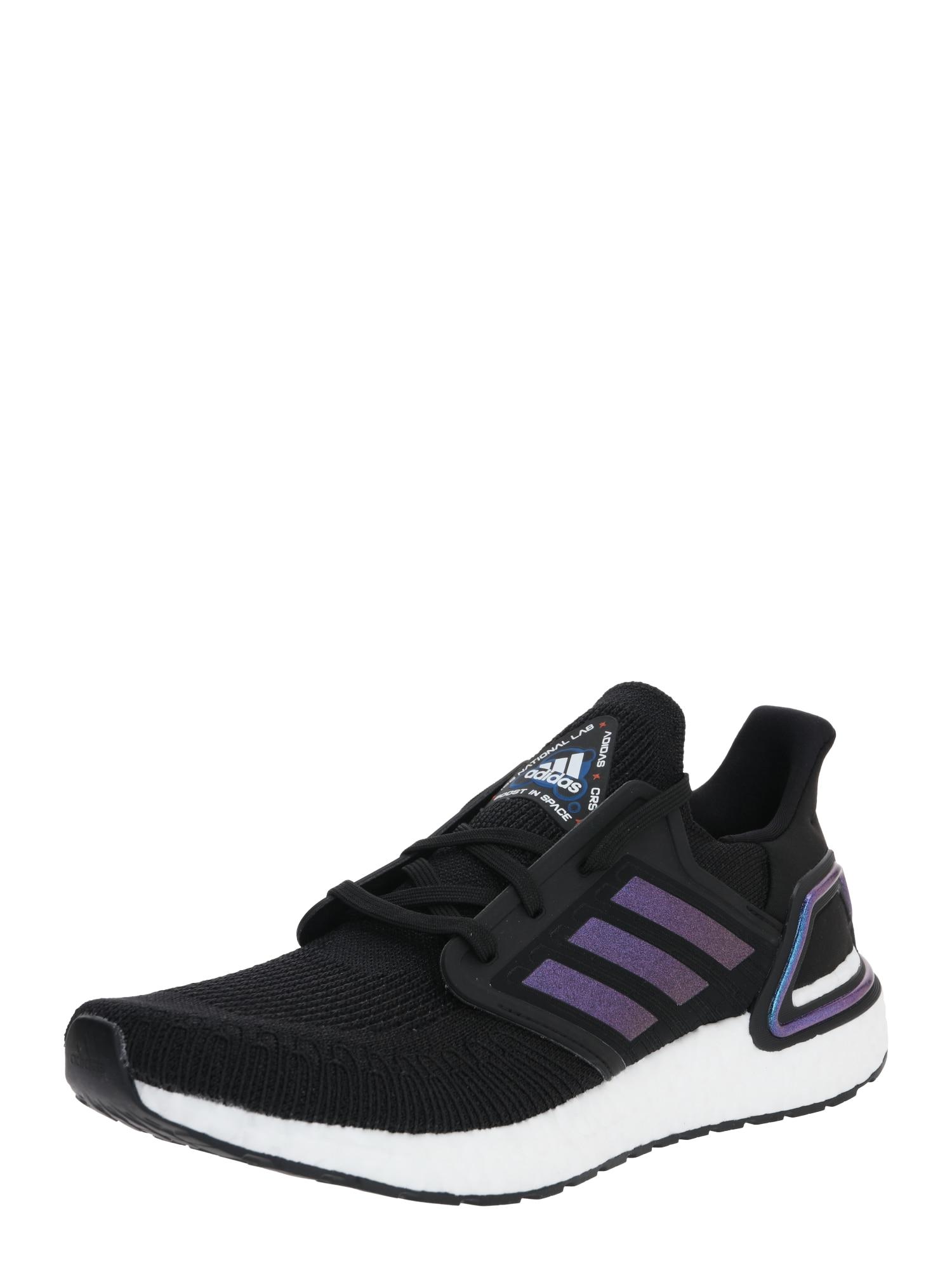 ADIDAS PERFORMANCE Bėgimo batai balta / mėlyna / juoda