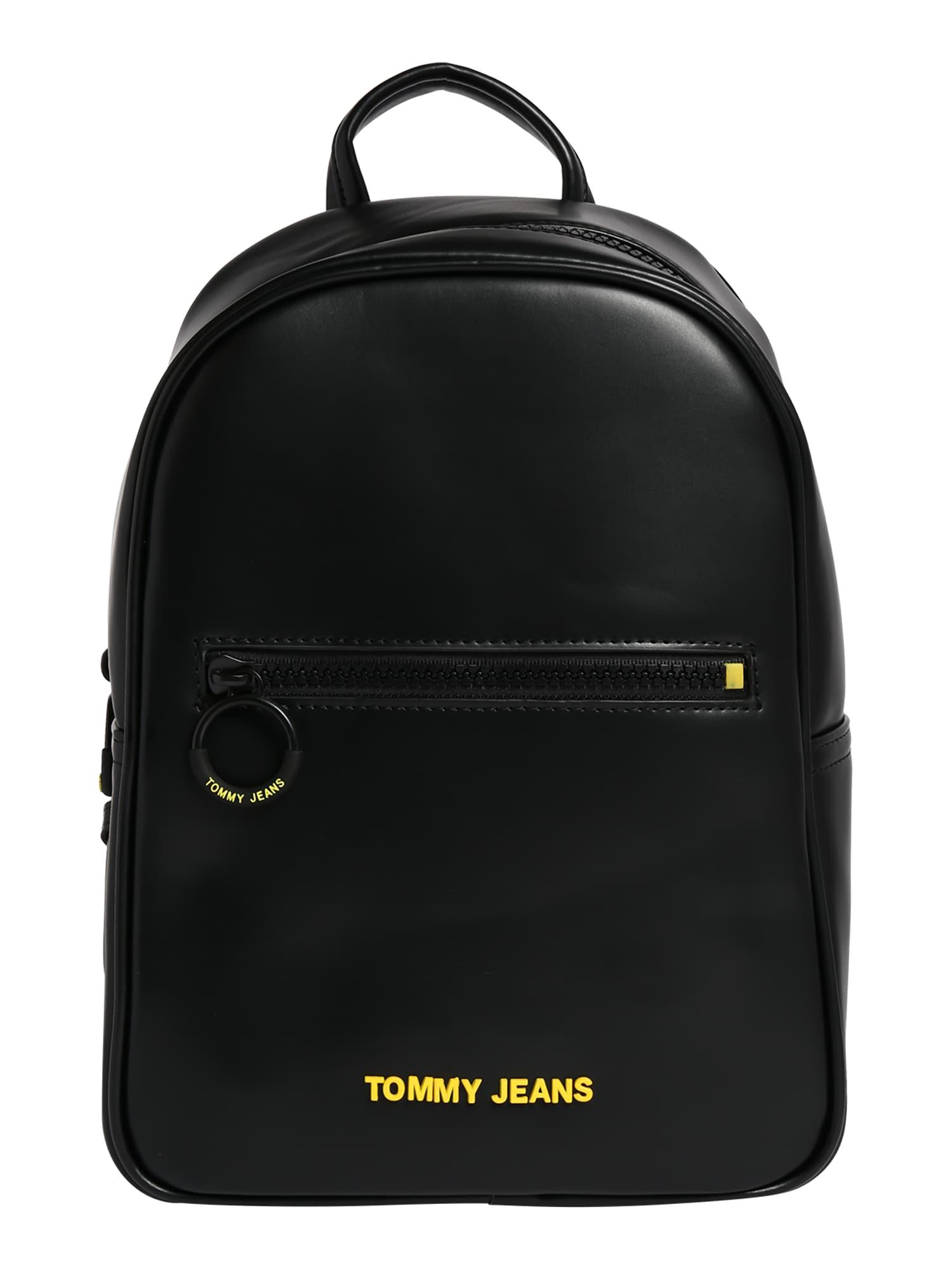 Tommy Jeans Batoh 'NEW GEN'  černá