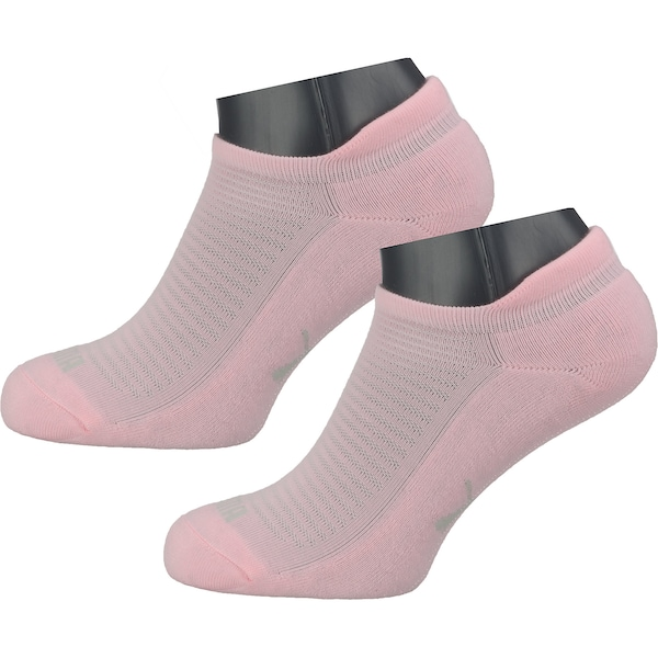 Socken für Frauen - PUMA Sneakersocken hellgrau rosa  - Onlineshop ABOUT YOU