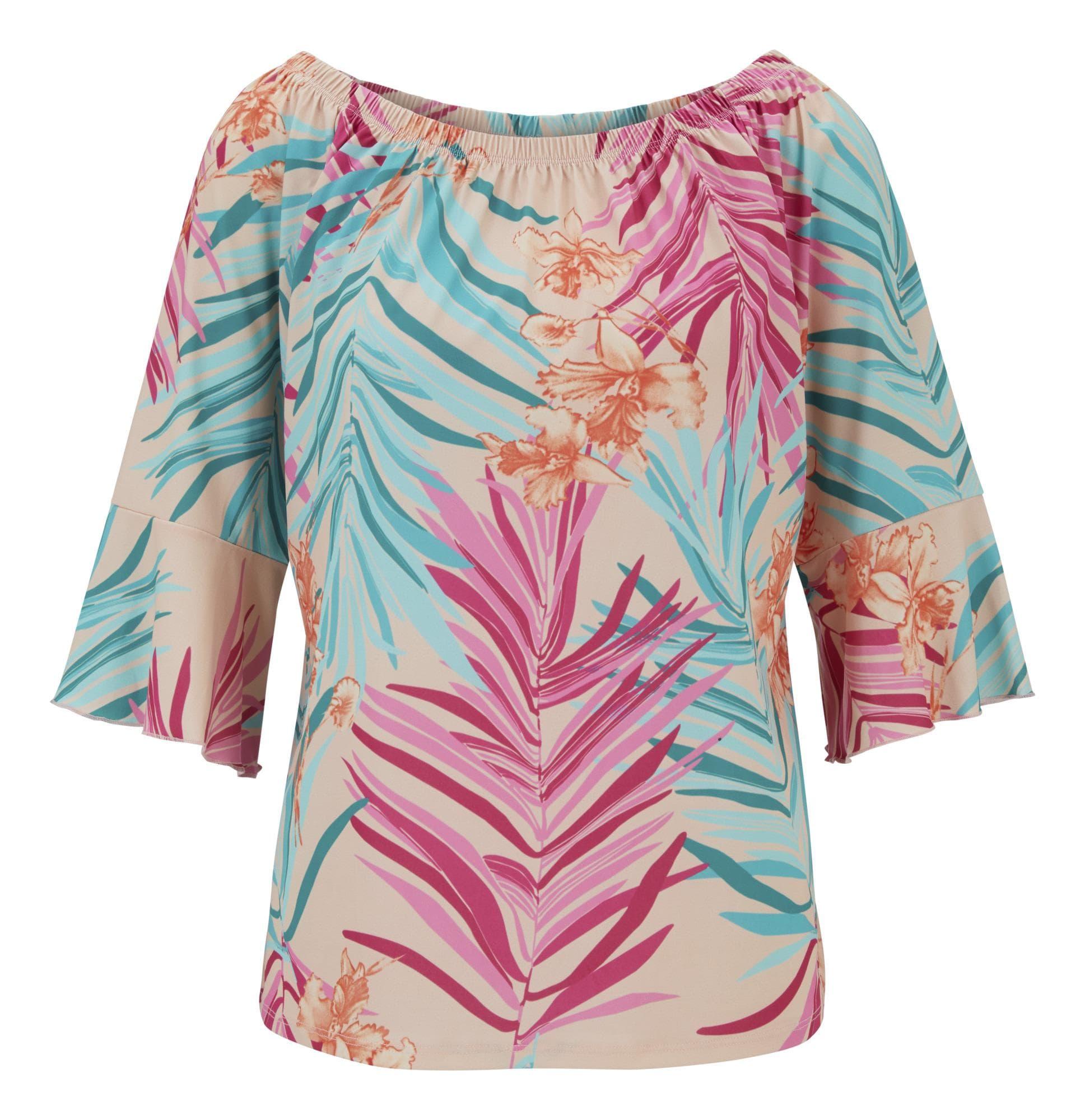 heine Oversize tričko  zmiešané farby