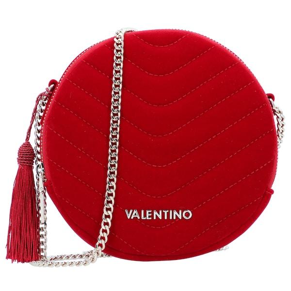 Schultertaschen für Frauen - Umhängetasche 'Carillon' › Valentino By Mario Valentino › rot  - Onlineshop ABOUT YOU