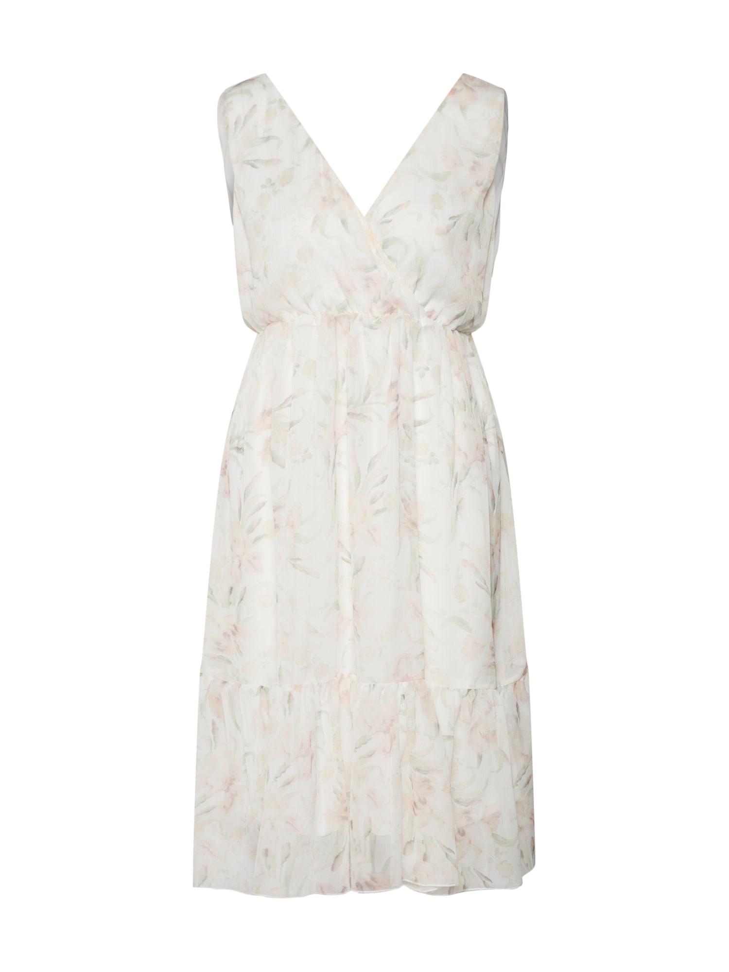 Letní šaty bílá ARTLOVE Paris