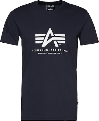 ALPHA INDUSTRIES Print-Shirt