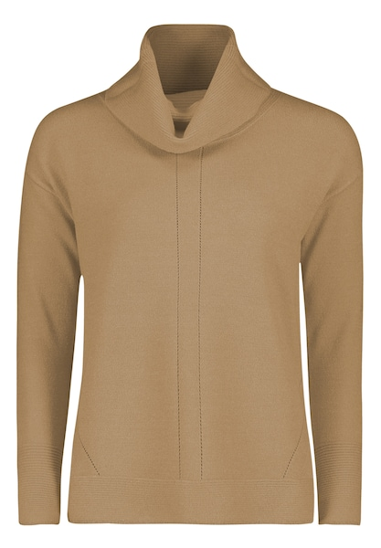 Oberteile für Frauen - Pullover › Betty Barclay › camel  - Onlineshop ABOUT YOU