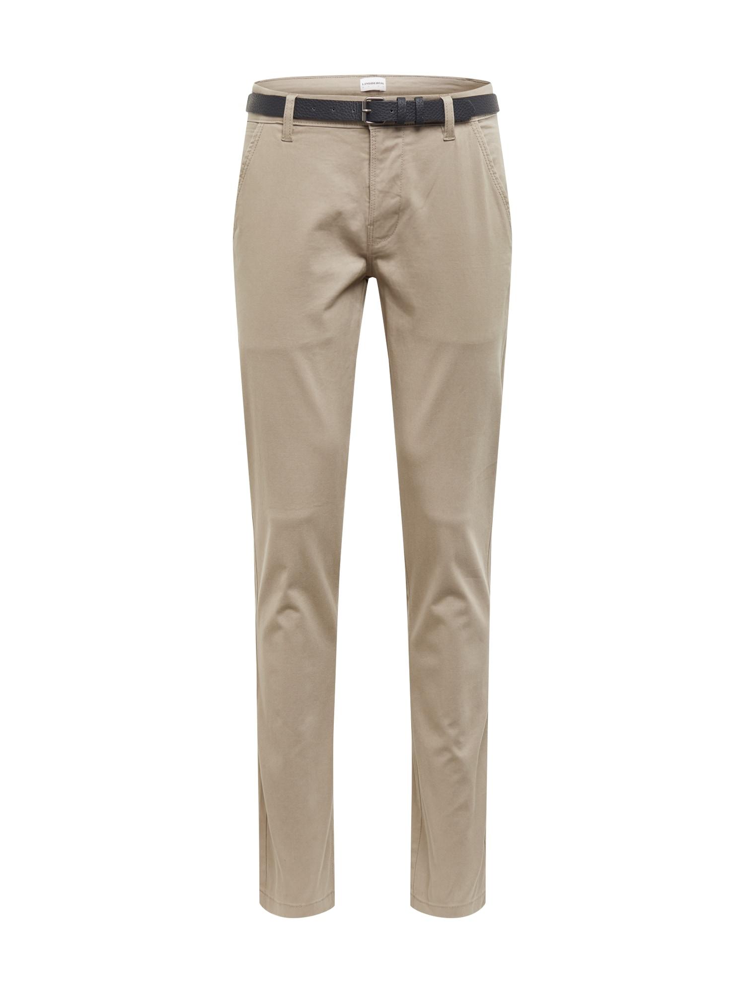 Kalhoty písková Lindbergh