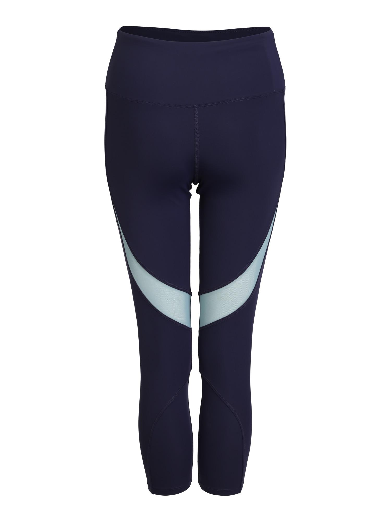Sportovní kalhoty OASIS 22 CAPRI tmavě modrá Marika