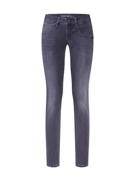 Hosen - Jeans 'NENA black mara Skinny' › Gang › grey denim  - Onlineshop ABOUT YOU