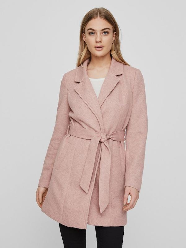 Vero Moda Vero Dona Trenchcoat mit gebundener Taille