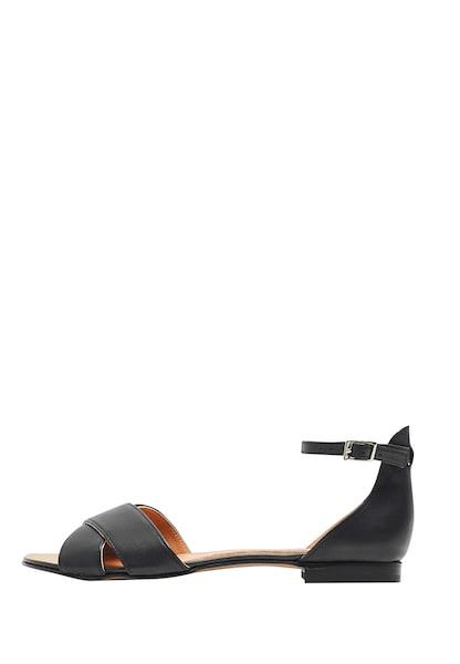 Sandalen für Frauen - Usha Sandale schwarz  - Onlineshop ABOUT YOU