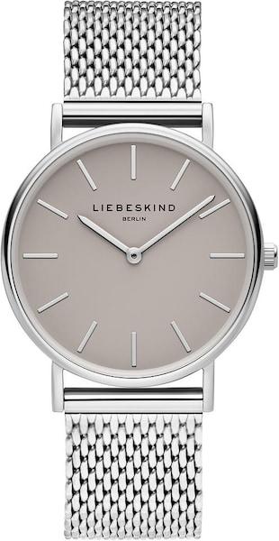 Uhren für Frauen - Liebeskind Berlin Uhr 'LT 0169 MQ' silber  - Onlineshop ABOUT YOU