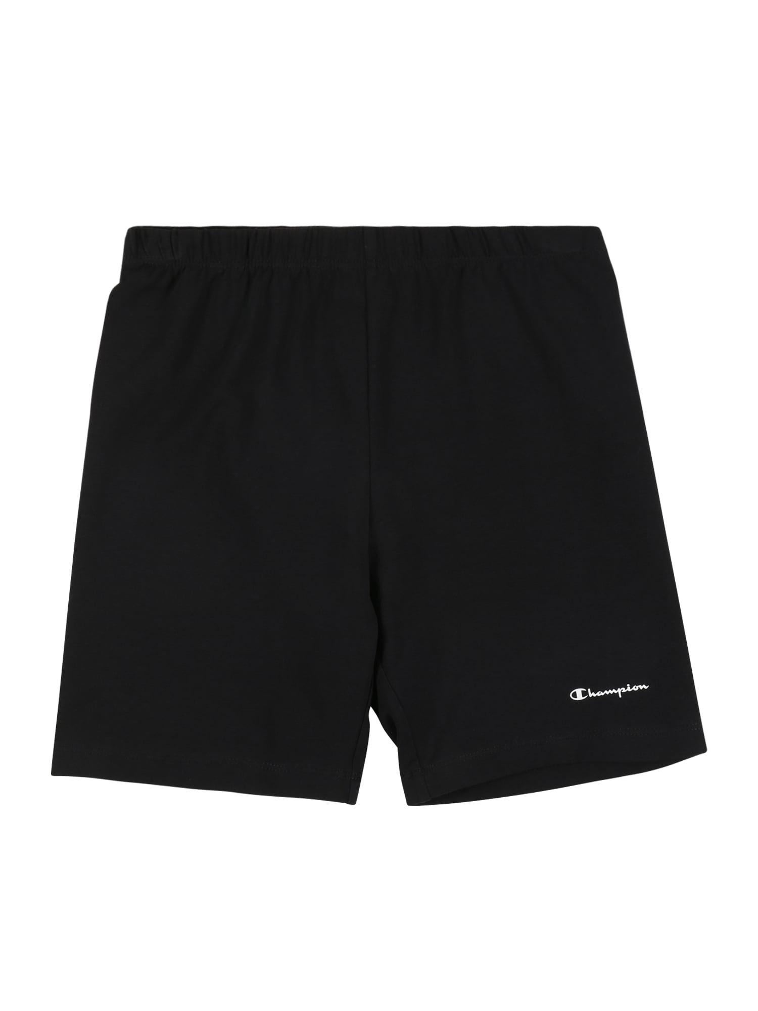 Champion Authentic Athletic Apparel Kelnės 'Fit Shorts' juoda