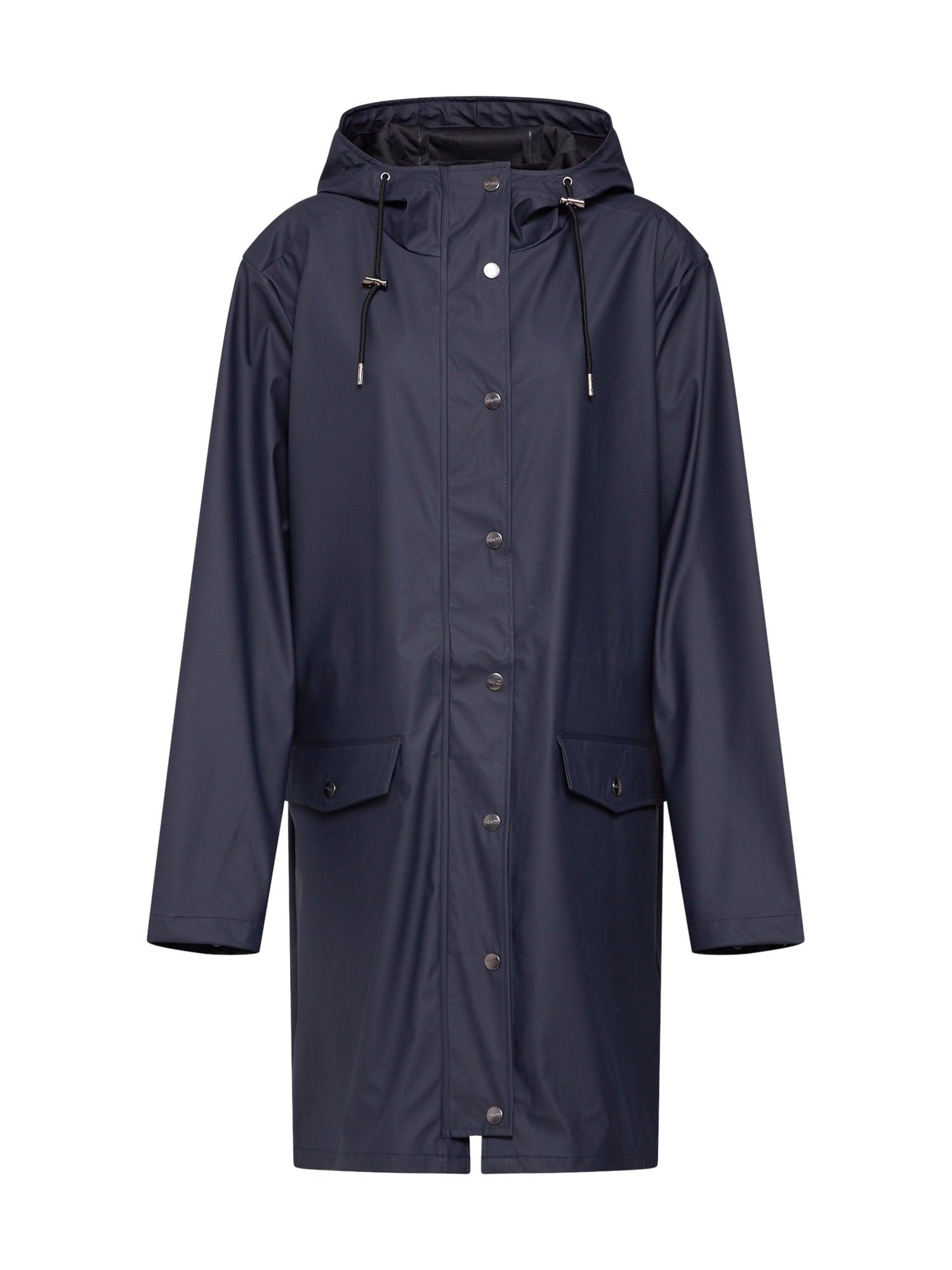 Přechodný kabát Fabiola modrá Mbym