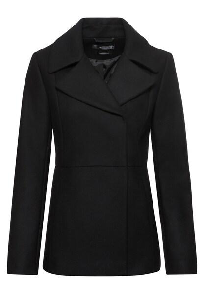 Jacken für Frauen - HALLHUBER Wolljacke schwarz  - Onlineshop ABOUT YOU