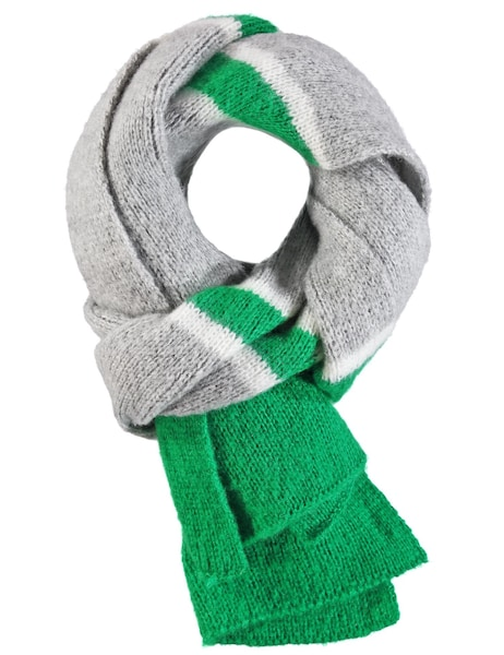 Schals - Schal › TAIFUN › grau grün  - Onlineshop ABOUT YOU
