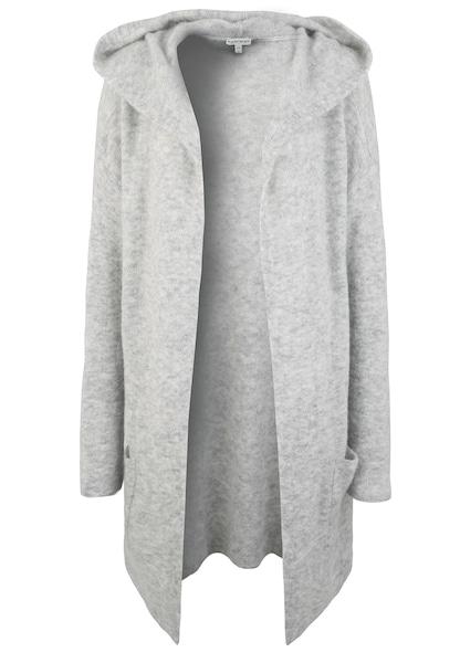Jacken - Strickjacke 'Hooded Jacket Long' › BETTER RICH › grau  - Onlineshop ABOUT YOU