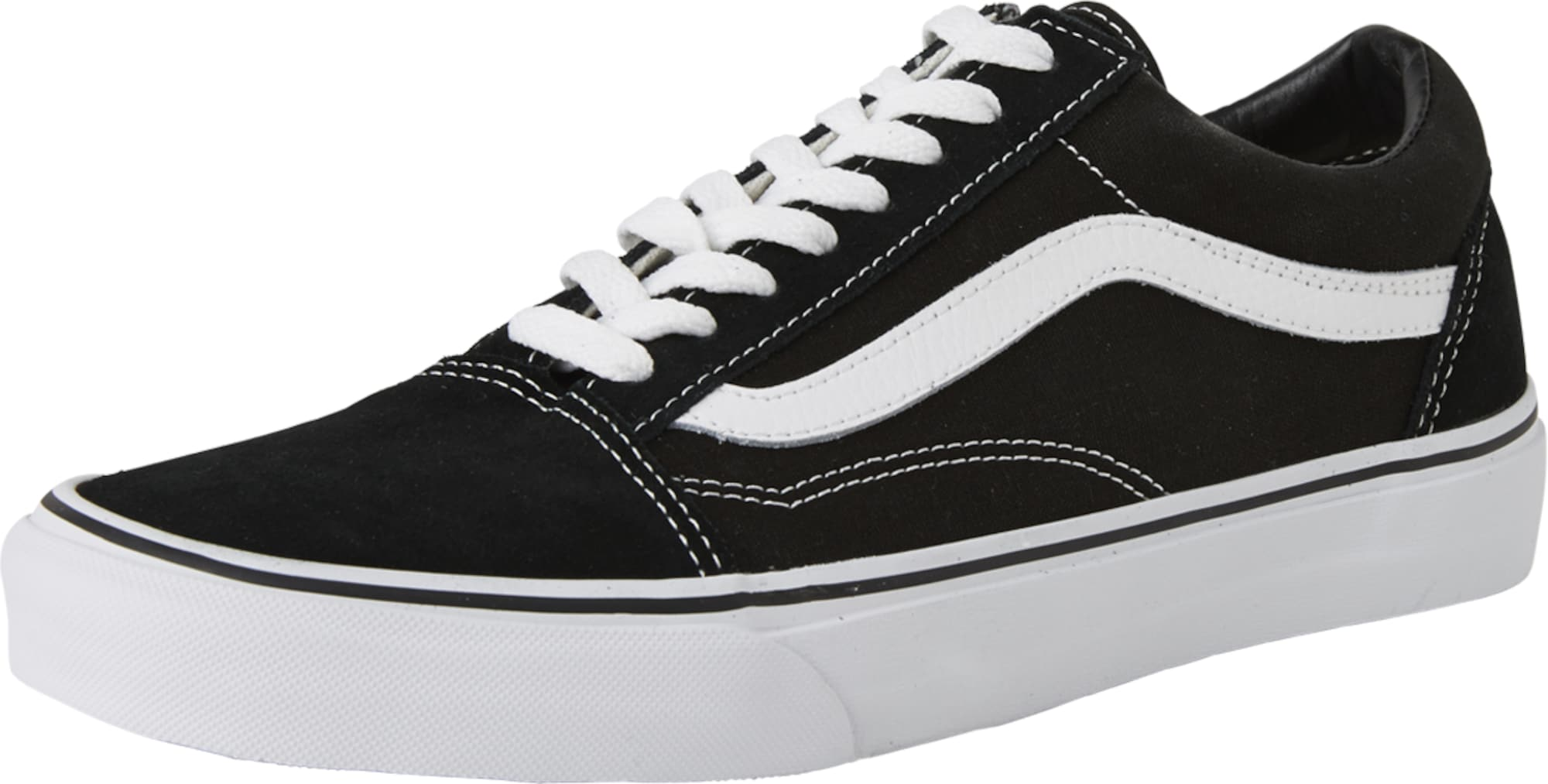 vans sneaker low 39 old skool 39 in schwarz about you. Black Bedroom Furniture Sets. Home Design Ideas