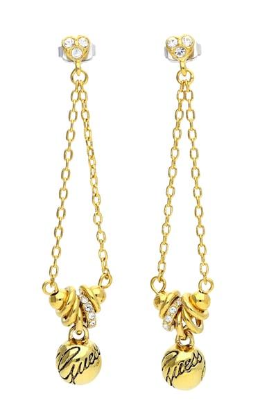 Ohrringe für Frauen - GUESS Ohrringe 'UBE11314' gold  - Onlineshop ABOUT YOU