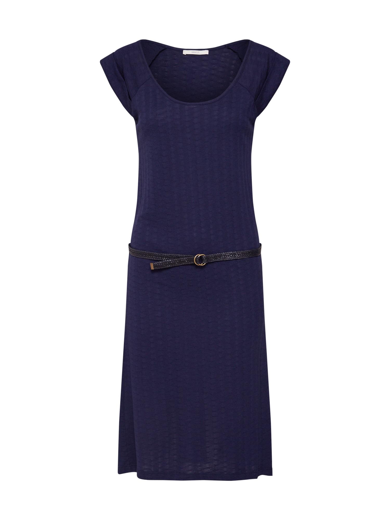 Šaty indigo Sessun