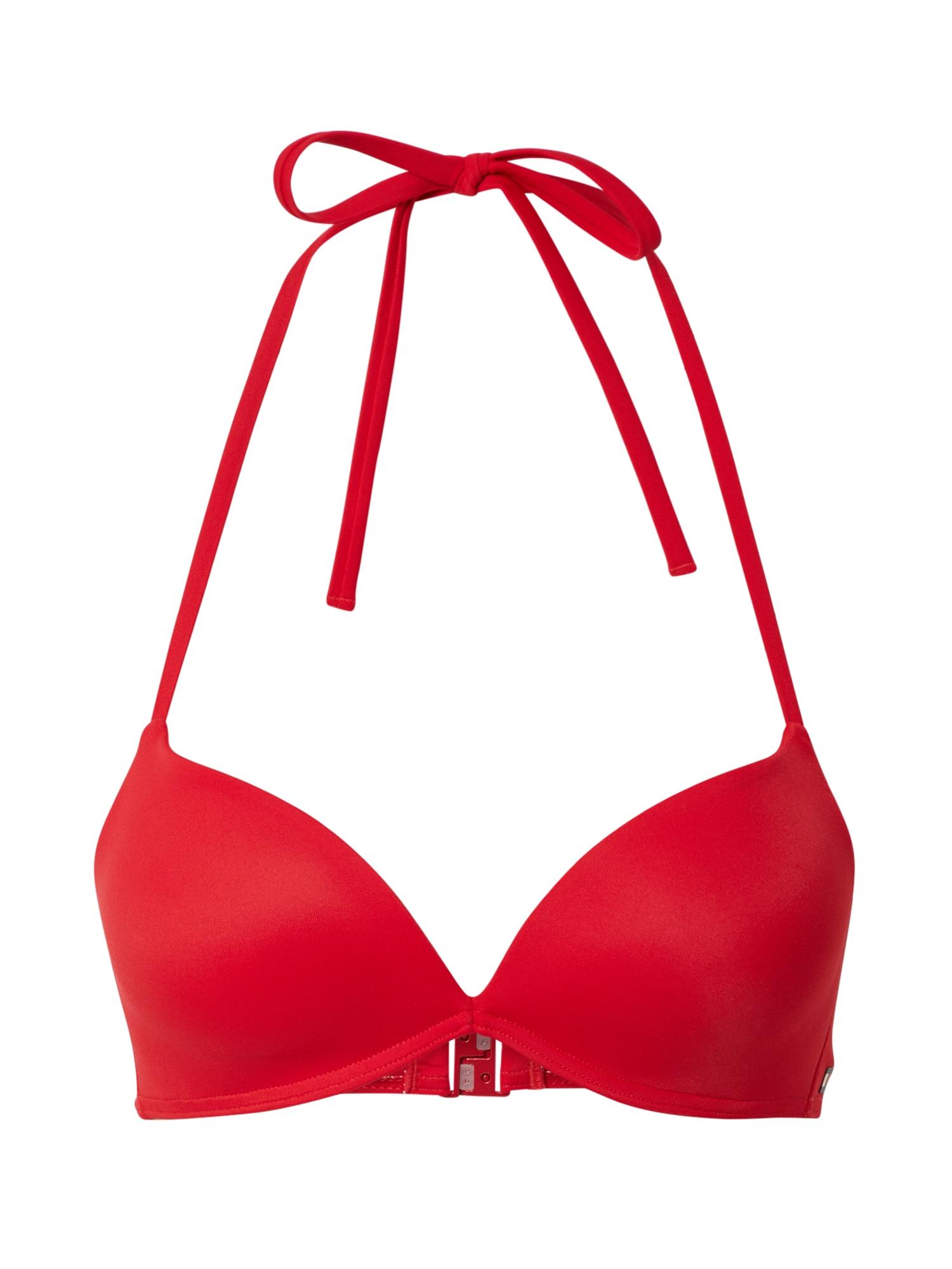 Tommy Hilfiger Underwear Bikini Top  červené