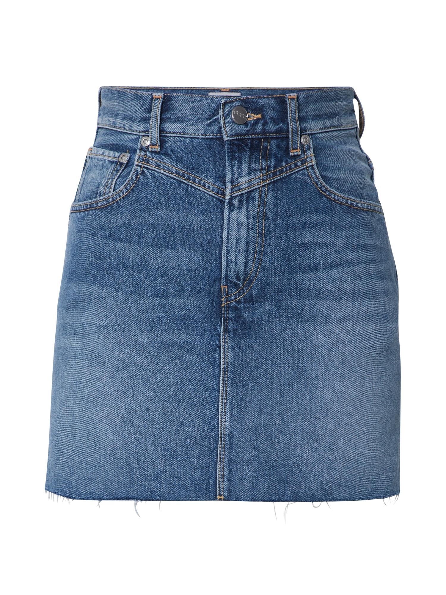 Pepe Jeans Fustă 'RACHEL'  albastru imagine Halloween 2021 Pepe Jeans