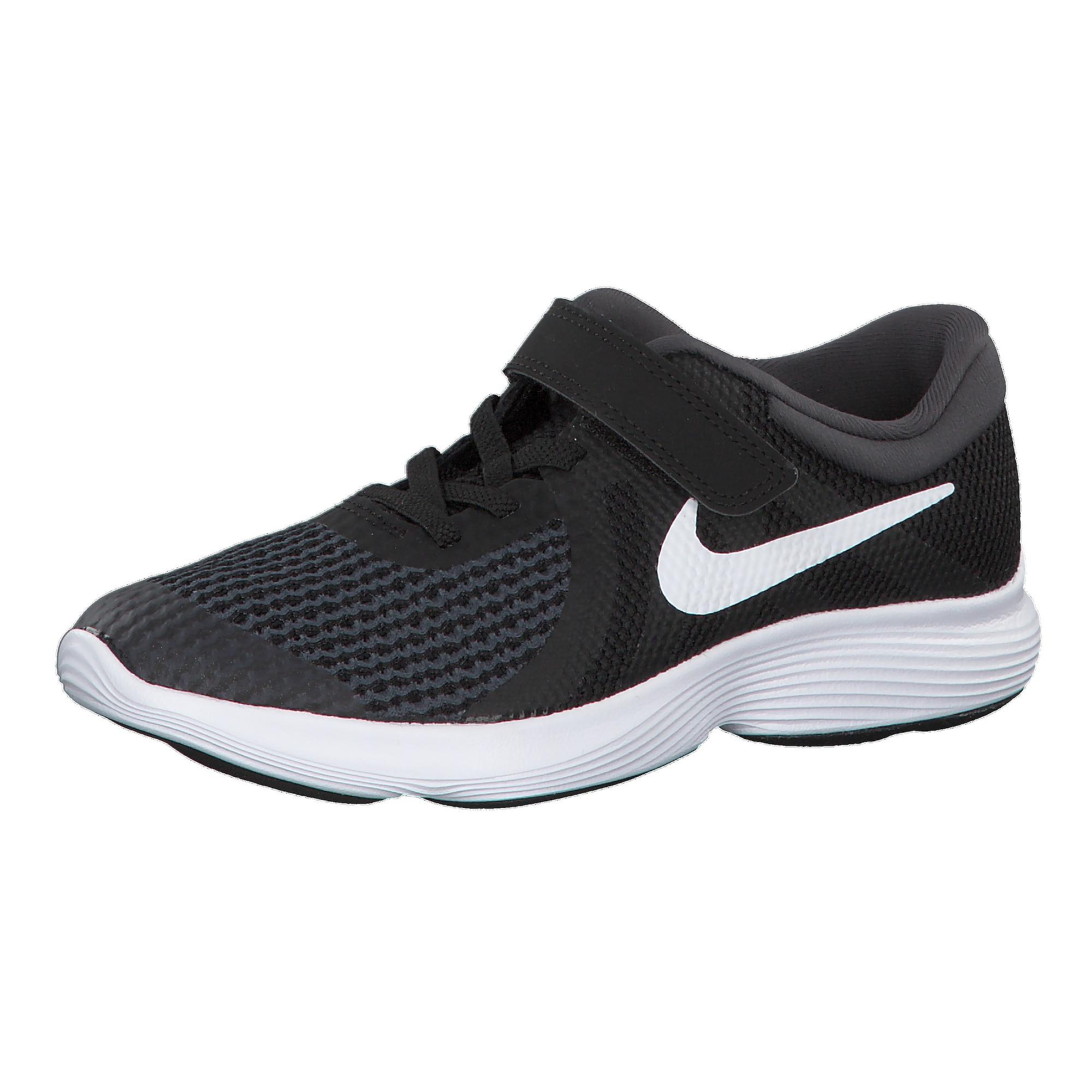 Sportovní boty Revolution 4 černá bílá NIKE