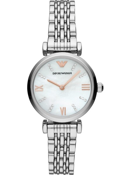 Uhren für Frauen - Emporio Armani Uhr 'AR11204' rosegold silber  - Onlineshop ABOUT YOU