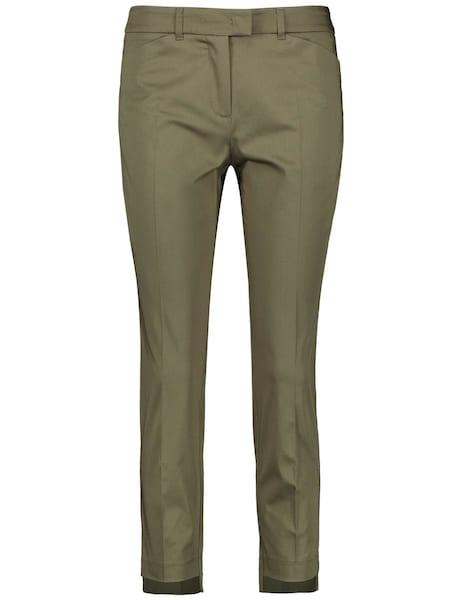 Hosen für Frauen - Hose › TAIFUN › oliv  - Onlineshop ABOUT YOU