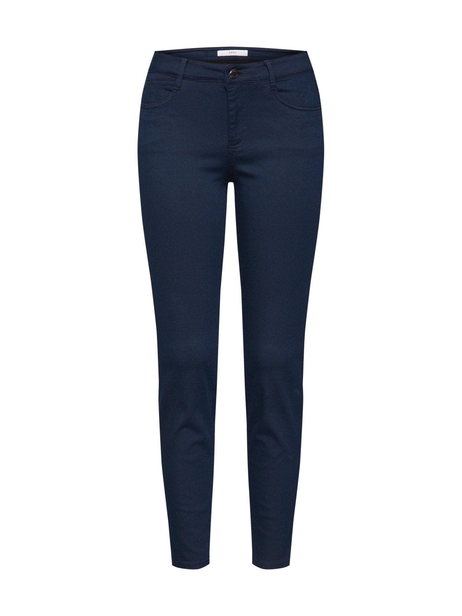 BRAX Kelnės 'SHAKIRA' tamsiai mėlyna / tamsiai mėlyna
