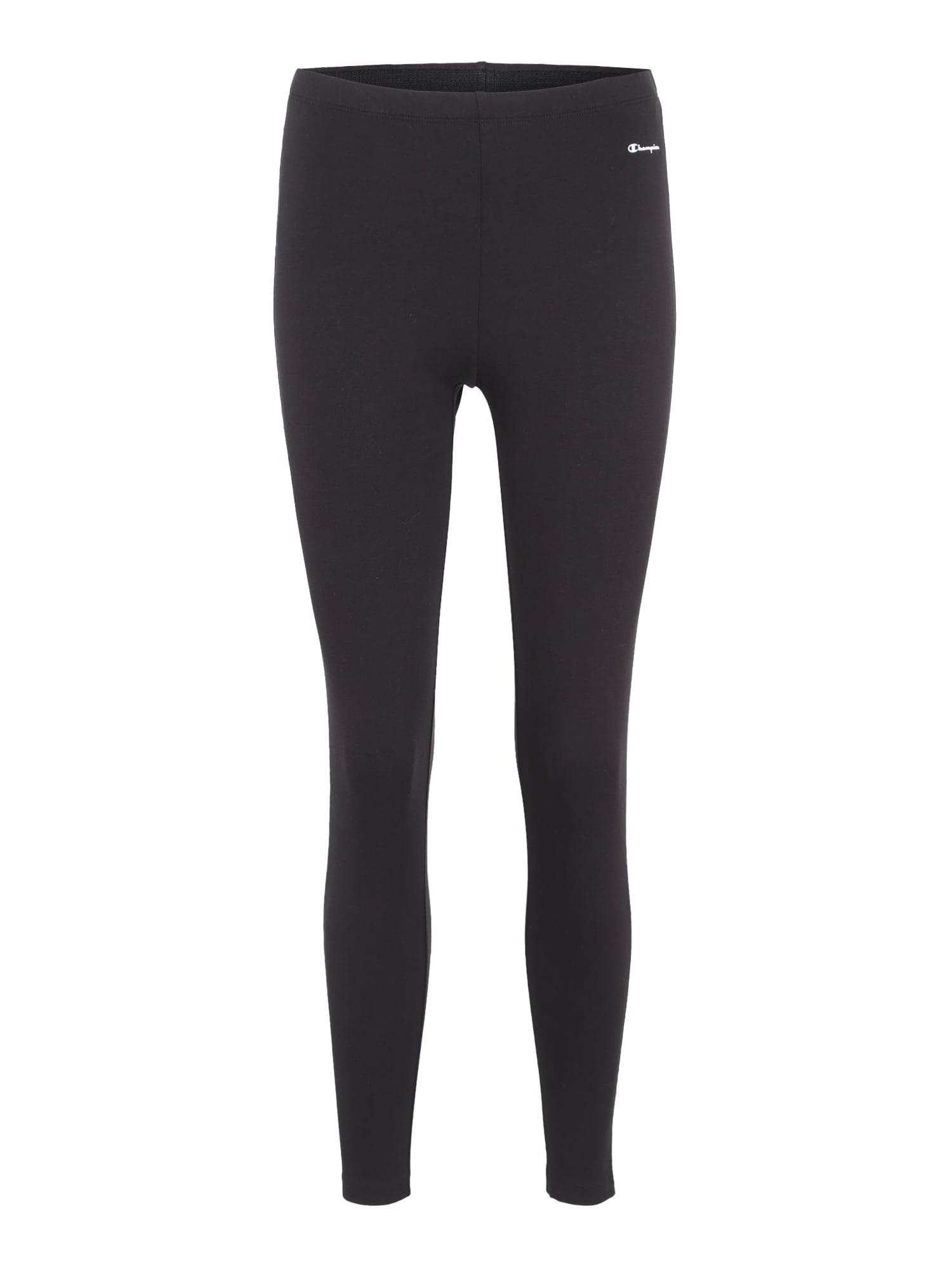 Sportovní kalhoty černá Champion Authentic Athletic Apparel