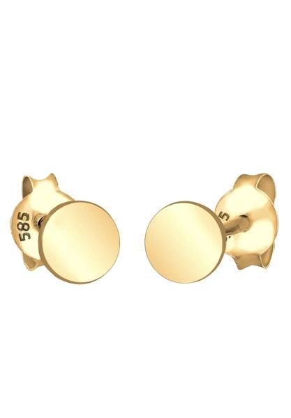 Ohrringe für Frauen - ELLI PREMIUM Ohrringe gold  - Onlineshop ABOUT YOU