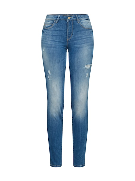 Hosen für Frauen - GUESS Jeans 'CURVE X' blue denim  - Onlineshop ABOUT YOU