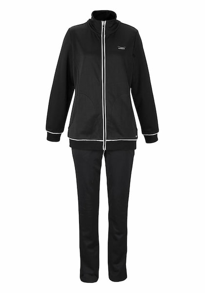 Sportmode für Frauen - VENICE BEACH Trainingsanzug schwarz  - Onlineshop ABOUT YOU