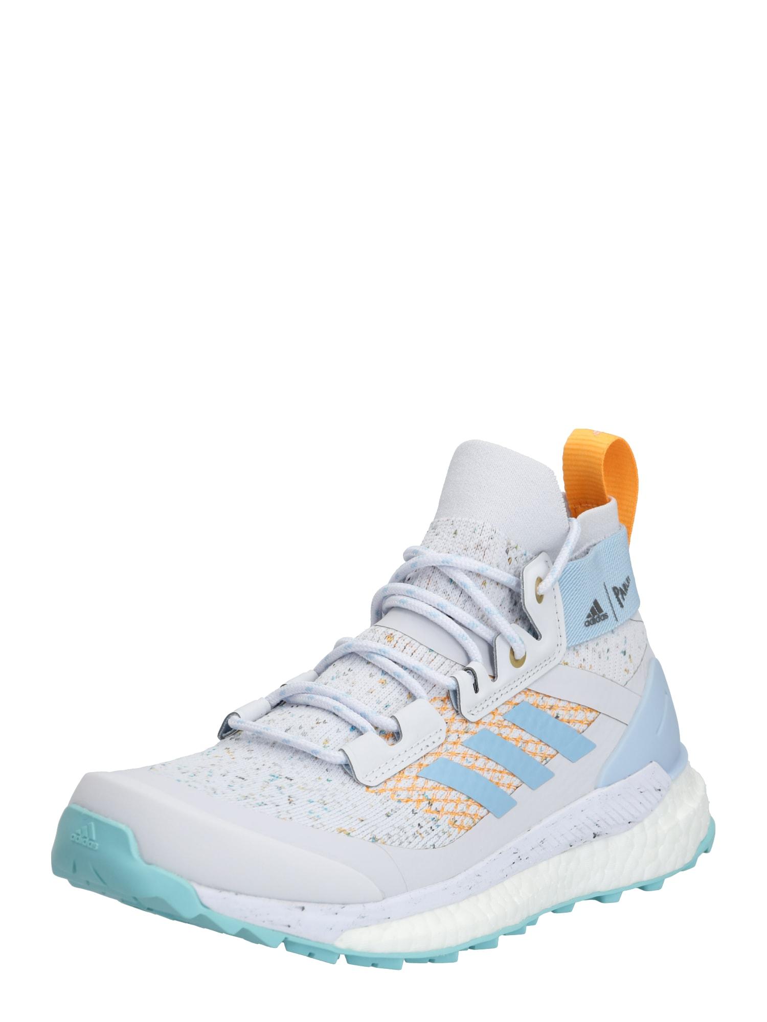 ADIDAS PERFORMANCE Sportiniai batai šviesiai mėlyna / pilka