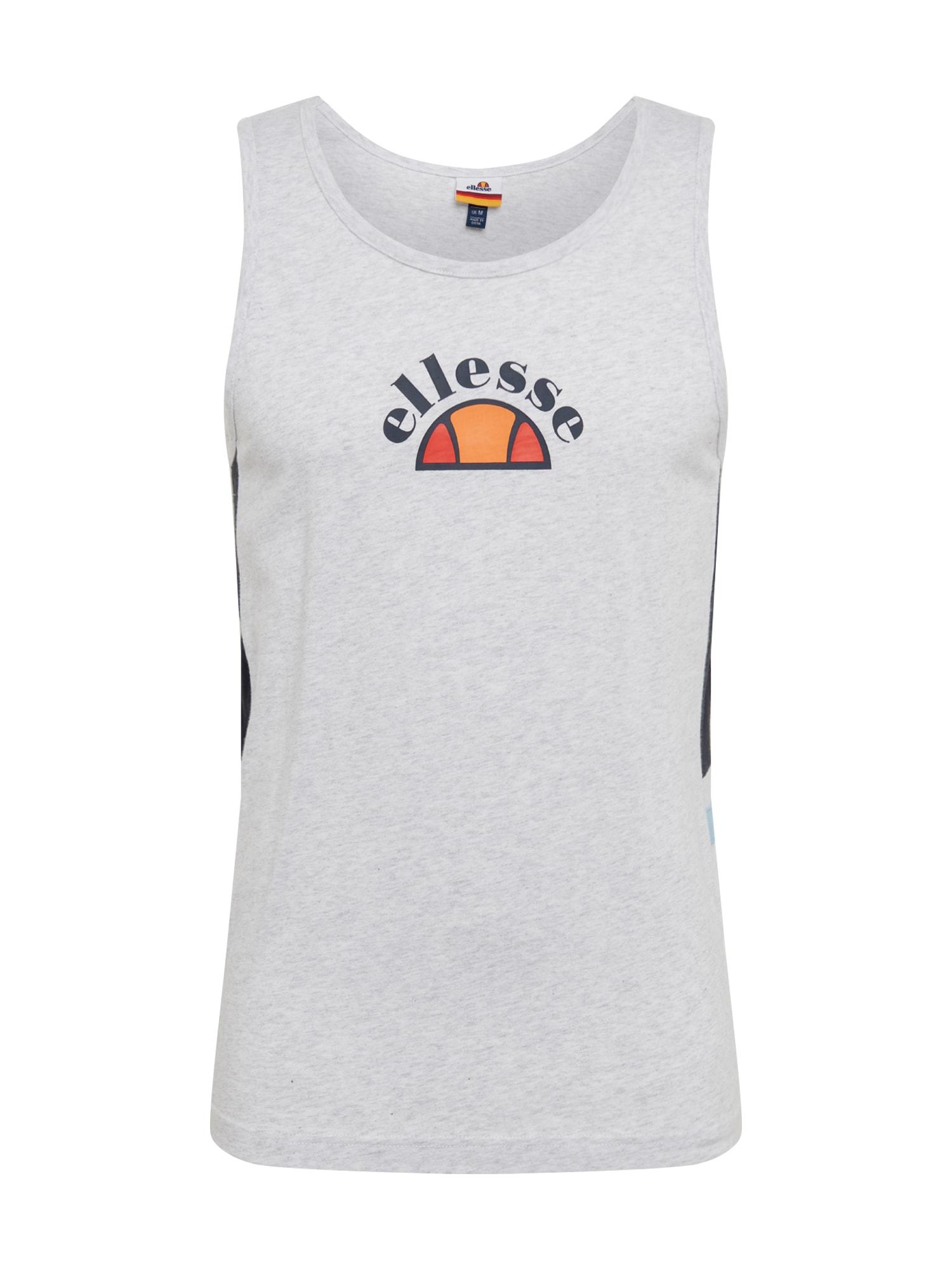 ELLESSE Marškinėliai 'BIANCHI' balta