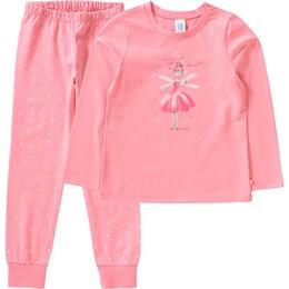Sanetta Kinder,Mädchen,Mädchen,Kinder Schlafanzug für Mädchen Feen rosa | 04055502598483