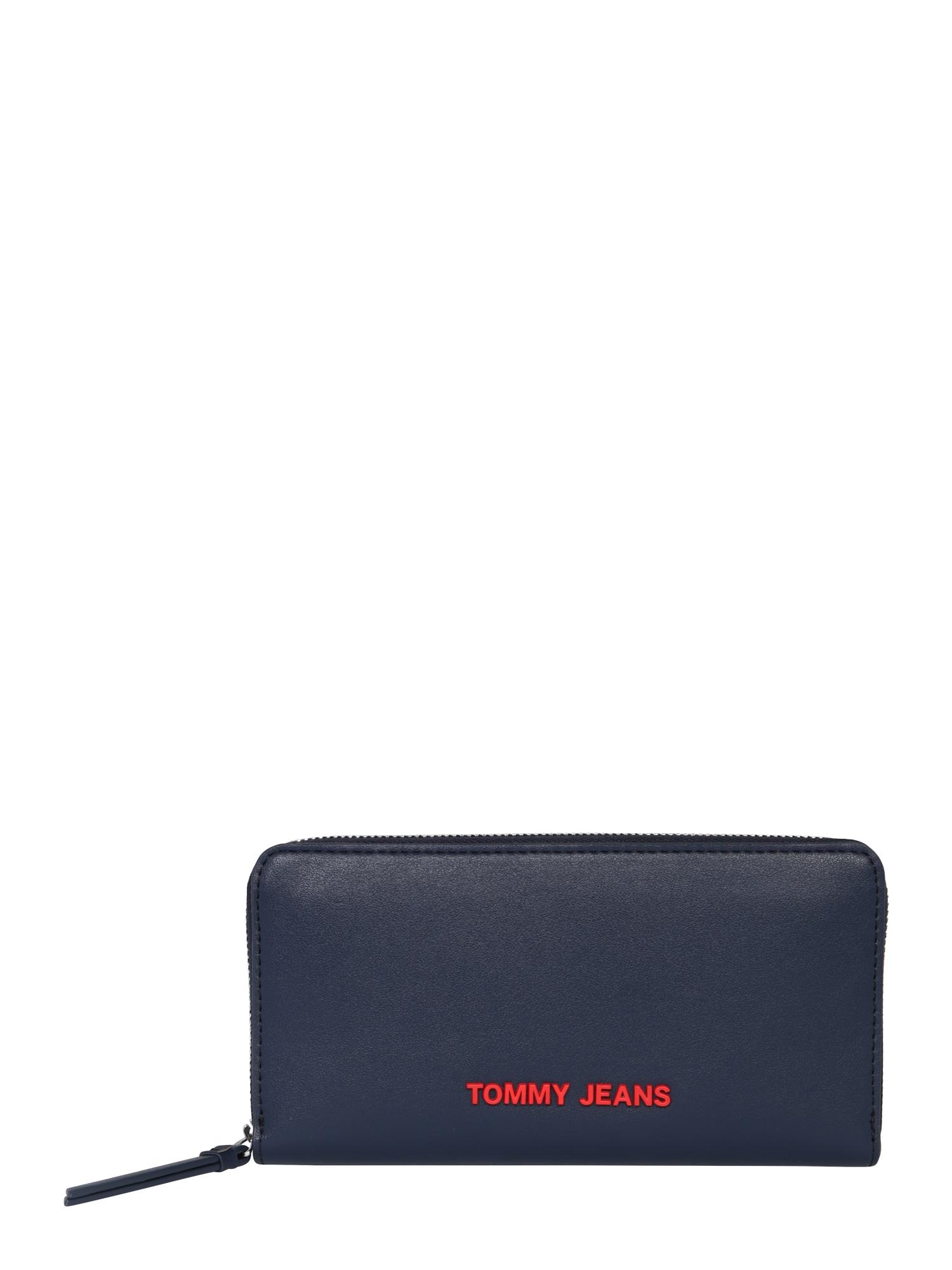 Tommy Jeans Piniginė 'New Modern' tamsiai mėlyna